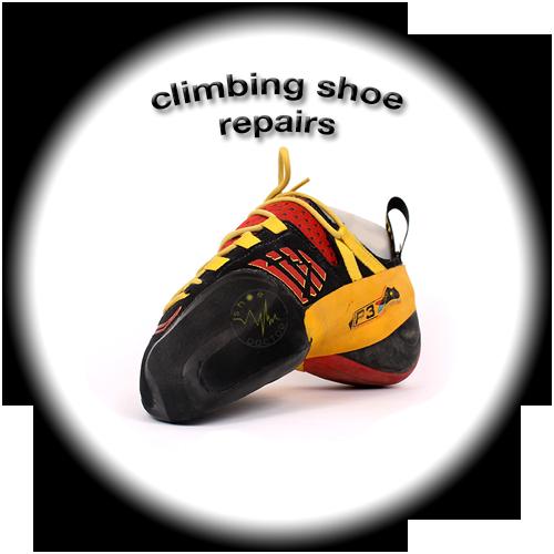 Climbing Shoe Repaire